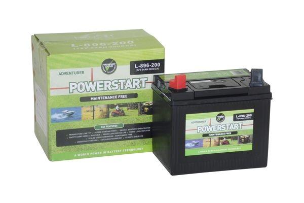 896/U19R Powerstart Lawnmower Battery-0
