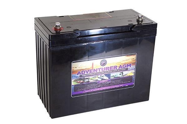 12V 160AH Leoch Adventurer AGM Leisure Battery (LAGM160)-0