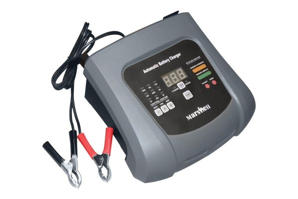 6V/12V Marshell 2A-12A Multi Stage Battery Charger LC-2702-0