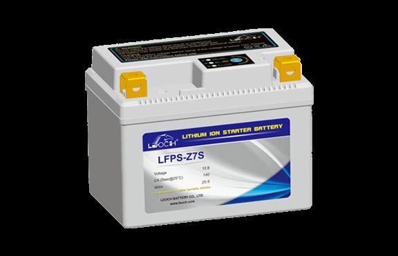 Leoch LFPS-X12 Lithium Powerstart Motorcycle Battery (YTZ10S YTX12 YT12A YTZ12S)-0