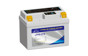 Leoch LFPS-X14 Lithium Powerstart Motorcycle Battery (YTX14 YTZ14S)-0