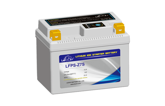 Leoch LFPS-X14 Lithium Powerstart Motorcycle Battery (YTX14 YTZ14S)-0