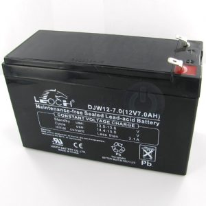 12v Leoch LP12-7.0 Sealed Lead Acid Battery-0