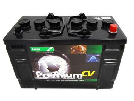 663 Lucas Premium Commercial Battery (LP663)-0