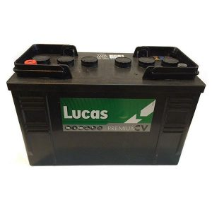 656 Lucas Premium Commercial Battery (LP656)-0