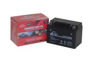 YTX7A-BS Leoch Powerstart AGM Motorcycle Battery (LTA7-4)-0