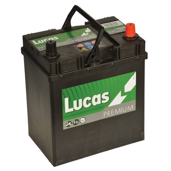 054HD Lucas Premium Car Battery (LP054HD) - Hold Downs for Kia-0