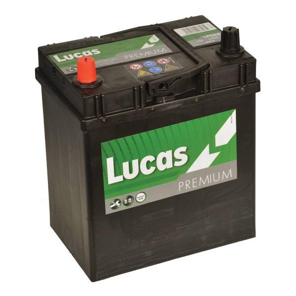 055 Lucas Premium Car Battery (LP055)-0