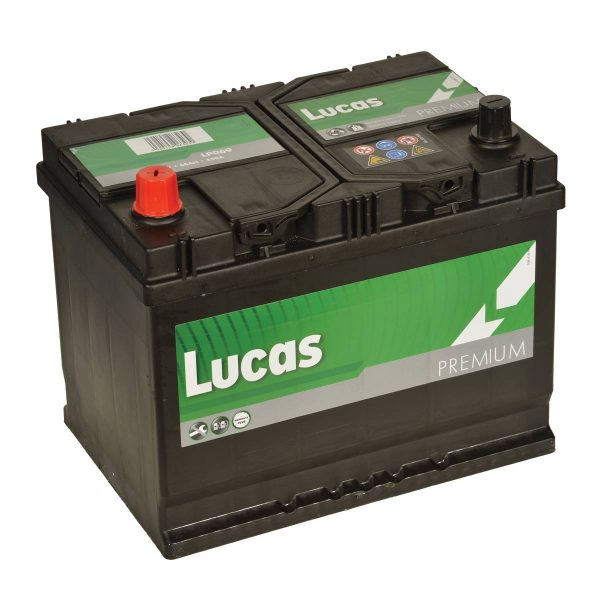 069 Lucas Premium Car Battery (LP069)-0