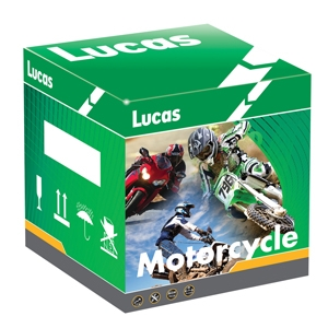 YTX12-BS Lucas AGM Motorcycle Battery (LT12-4)-0
