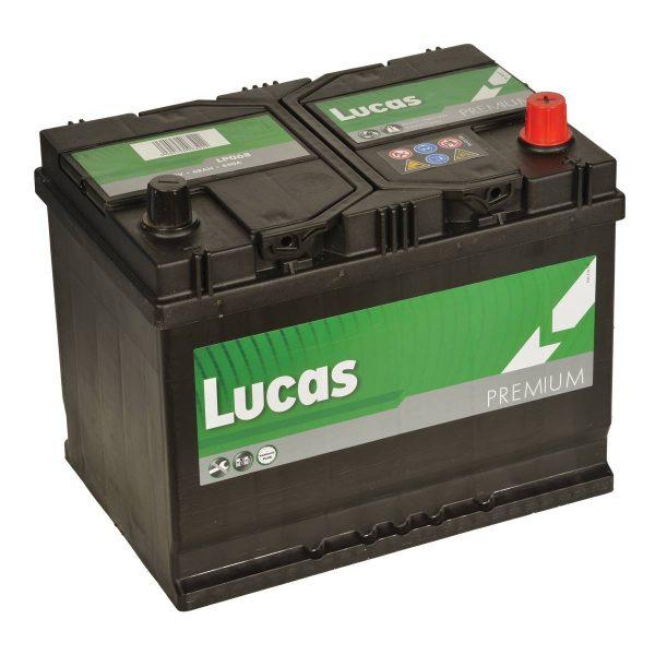 335/249 Lucas Premium Car Battery (LP335)-0