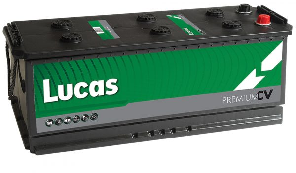 627 Lucas Premium Commercial Battery (LP627)-0