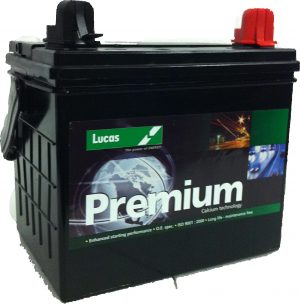 895/U19L Lucas Lawnmower Battery-0
