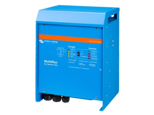 12v Victron Energy MultiPlus Inverter Charger 12/3000/120-16 230V VE.Bus- PMP122300001-0