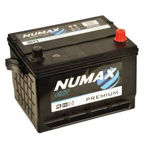 AM058L American Car Battery-0