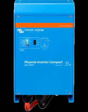 Victron Energy Phoenix 24v 4000W Peak Pure Sine Inverter Compact 24/2000VA- CIN242020000-0