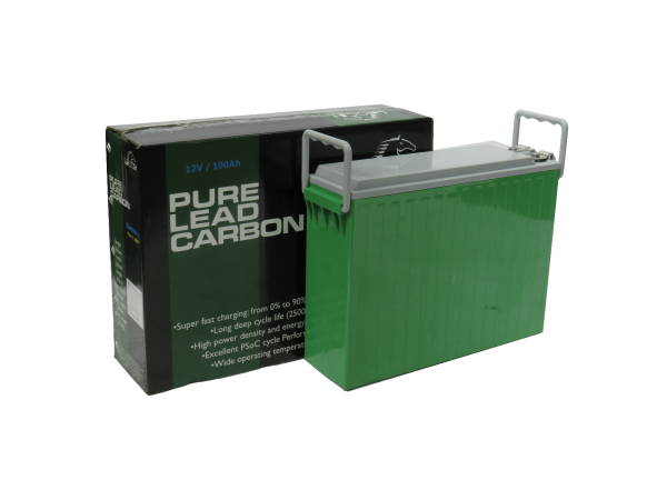 12v 210ah LRCF-210 Pure Lead Carbon Solar/Renewable Energy Battery-0