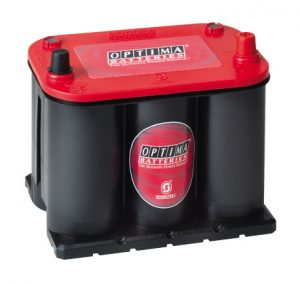 Red Top RTS 3.7 R (Reversed) Optima Battery-0
