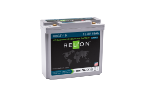 12V 19AH Relion Lithium ion Battery-0