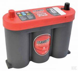 6V Optima RTS 2.1 AGM Classic Car Battery-0