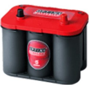 Red Top RTS 4.2 R (Reversed) Optima Battery-0