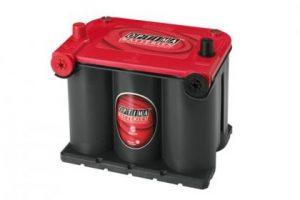 Red Top RTU 3.7 Optima Battery-0
