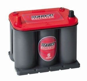 Red Top RTS 3.7 Optima Battery-0
