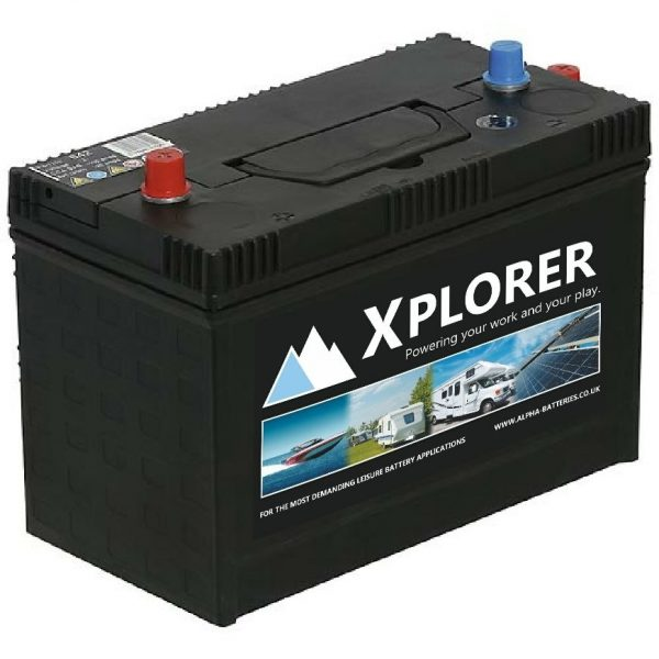 12V 85 AH Xplorer™ Leisure Battery-0