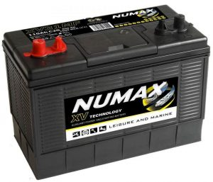 12v Numax 105AH Leisure Battery -XV31MF-0