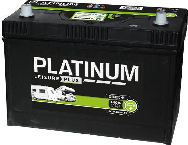 12V 110AH Platinum Leisure Battery (6110L) (S6110L)-0