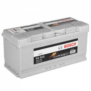 020 Bosch Silver Car Battery (S5015)-0