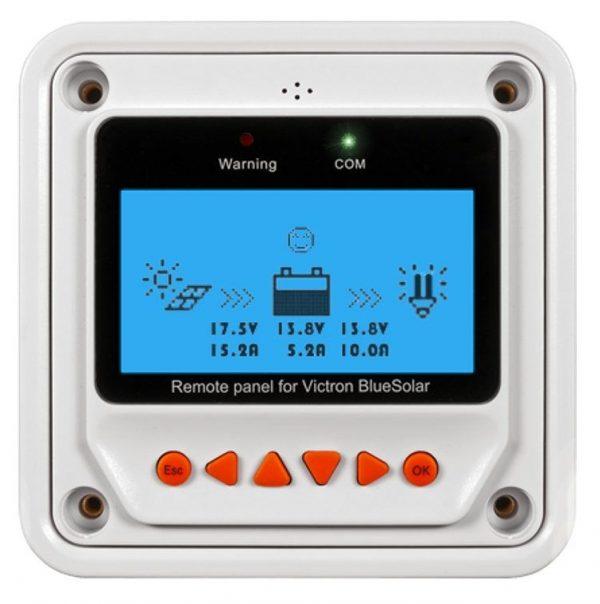 Victron BlueSolar PWM-Pro Remote Panel - SCC900300000-0