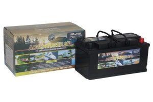 12V 110AH Leoch Adventurer Low Height Leisure Battery (SFL110L)-0