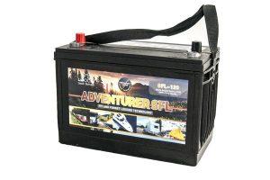 12V 120AH Leoch Adventurer Leisure Battery (SFL-120)-0
