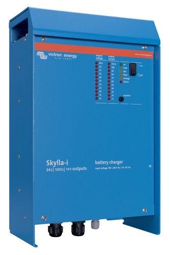 Victron Energy Skylla-i IP21 Battery Charger 24V/100A/230V (1+1) - 1 Output - SKI024100000-1541