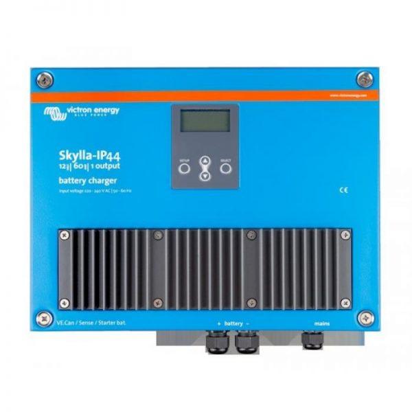 Victron Skylla Ip44 12/60 (1) Battery Charger 12v 60a Sky012060000-0