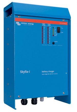 Victron Energy Skylla-i IP21 Battery Charger 24V/100A/230V - 3 Output - SKI024100002-0