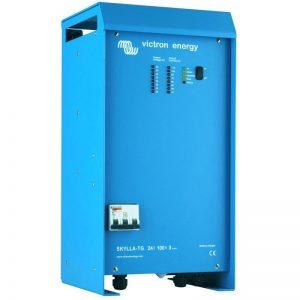 Victron Energy Skylla-i IP21 Battery Charger 24V/80A/230V - 3 Output - SKI024080002-0