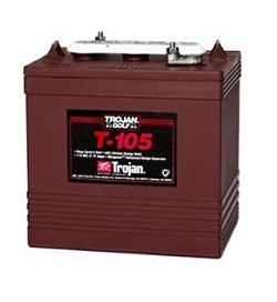 6V T105 Trojan 225AH Battery-0