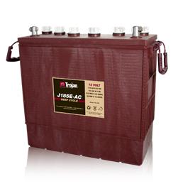 J185E Trojan Deep Cycle Battery-0