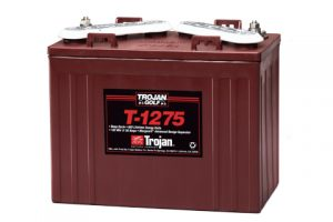 12V T1275 Trojan Deep Cycle Battery-0