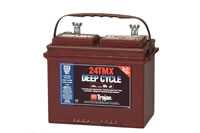 12V 24-TMX 85AH Trojan Deep Cycle Battery-0