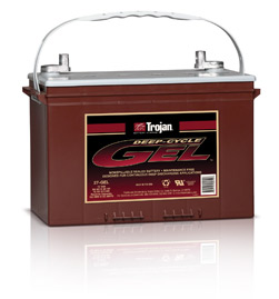 12V Trojan 27-GEL 90AH Battery-0