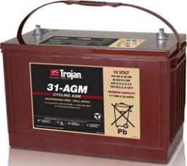 31AGM-APW Trojan Deep Cycle Battery-0