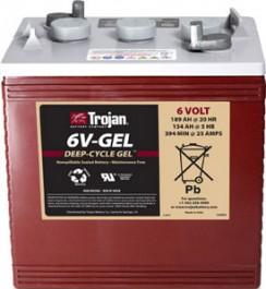 6VGEL-UT Trojan Deep Cycle Battery-0