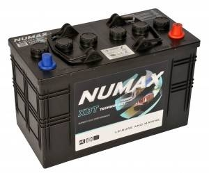 12v 115AH Numax XDT30MF Leisure Battery NCC Class A-0
