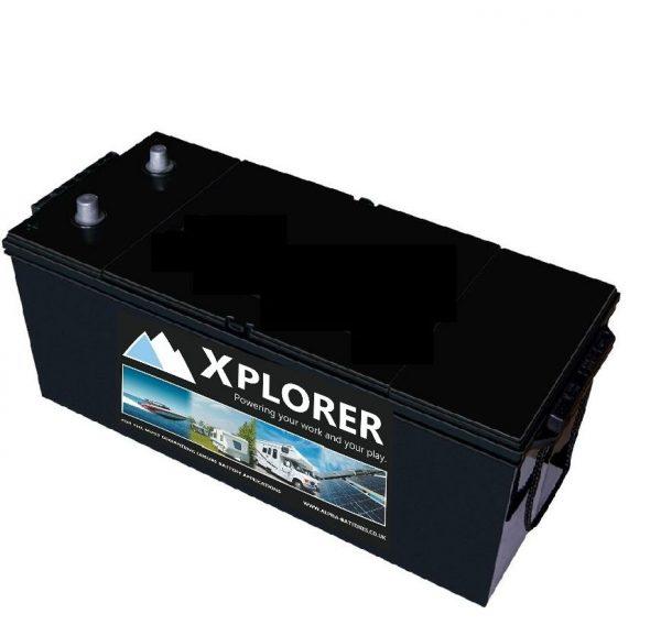 627 Xplorer Sealed Heavy Duty Commercial Battery-0
