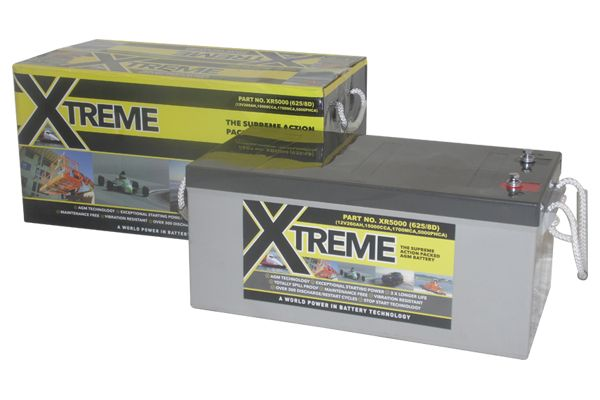 12V 260AH Xtreme AGM Leisure Battery (XR5000)-0