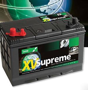 12V 120AH Lucas Leisure Battery LL35MF (LX35MF)-0