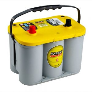 Yellow Top YTS 4.2 Optima Battery (8012-254) (BCI D34)-0